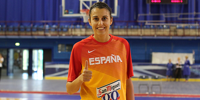 Alba Torrens wins second FIBA Europe Women's Player of the Year gong